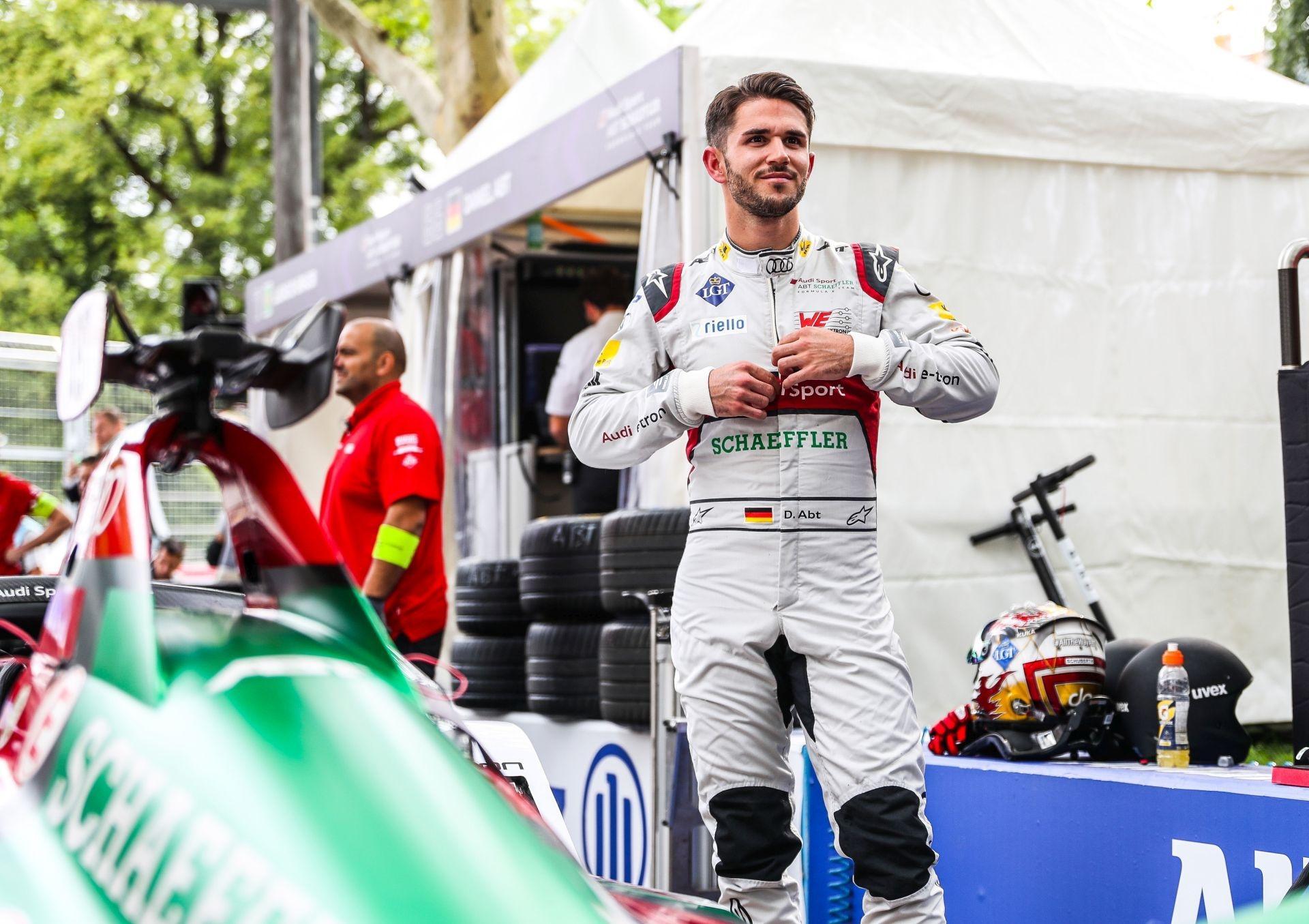 Deutscher Rennfahrer