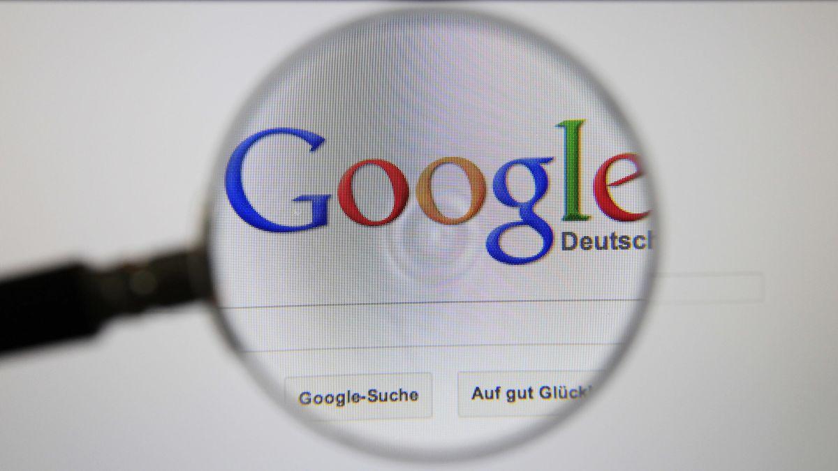 Internet-Suchmaschine Google