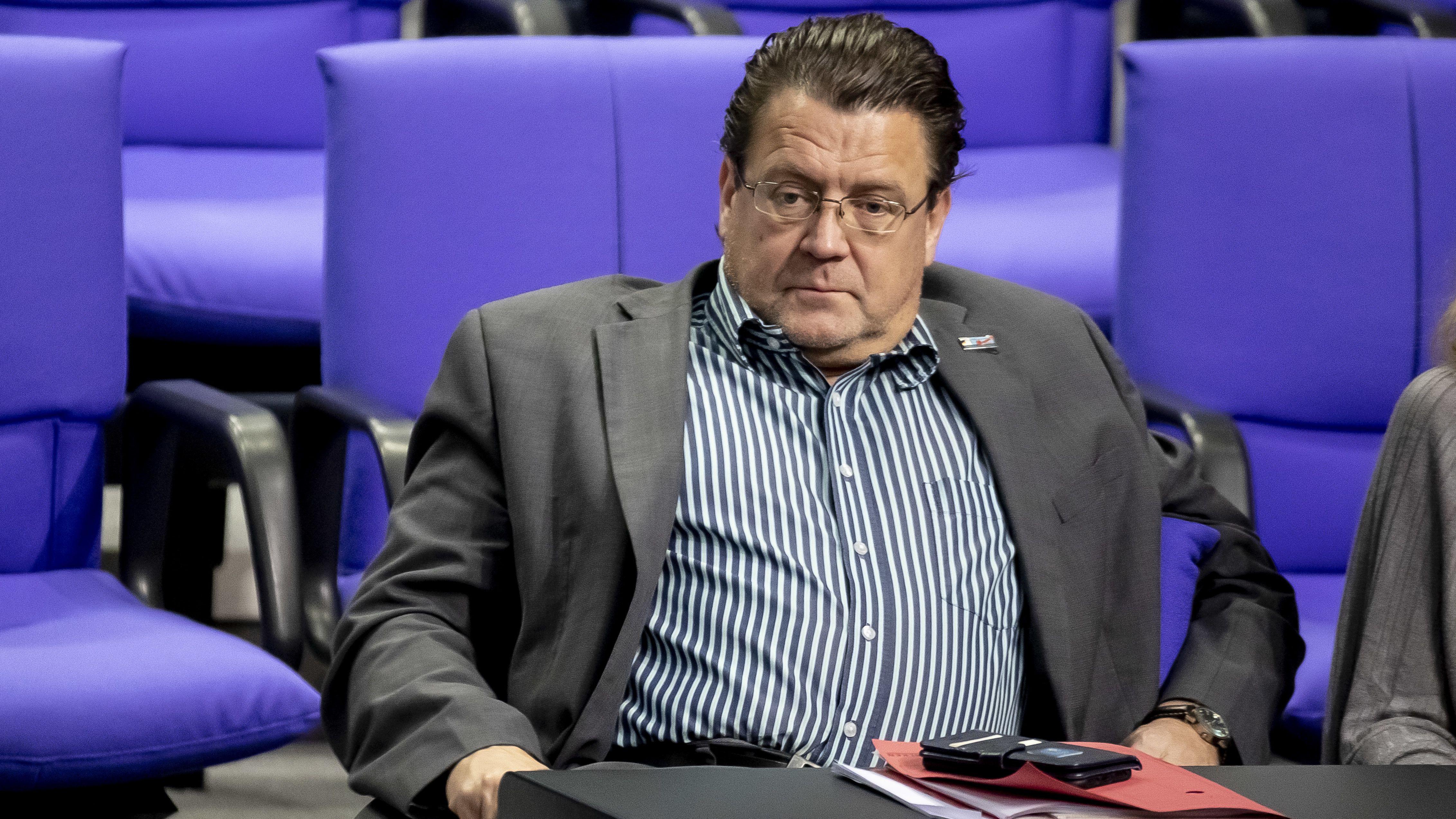 Stephan Brandner (AfD), Mitglied des Deutschen Bundestages