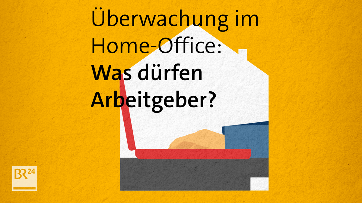 Kontrolle im Home-Office