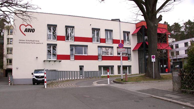 AWO-Pflegeheim in Zirndorf   Bild:BR