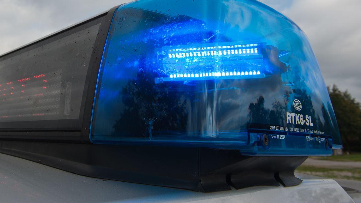 Symbolbild: Polizeiblaulicht