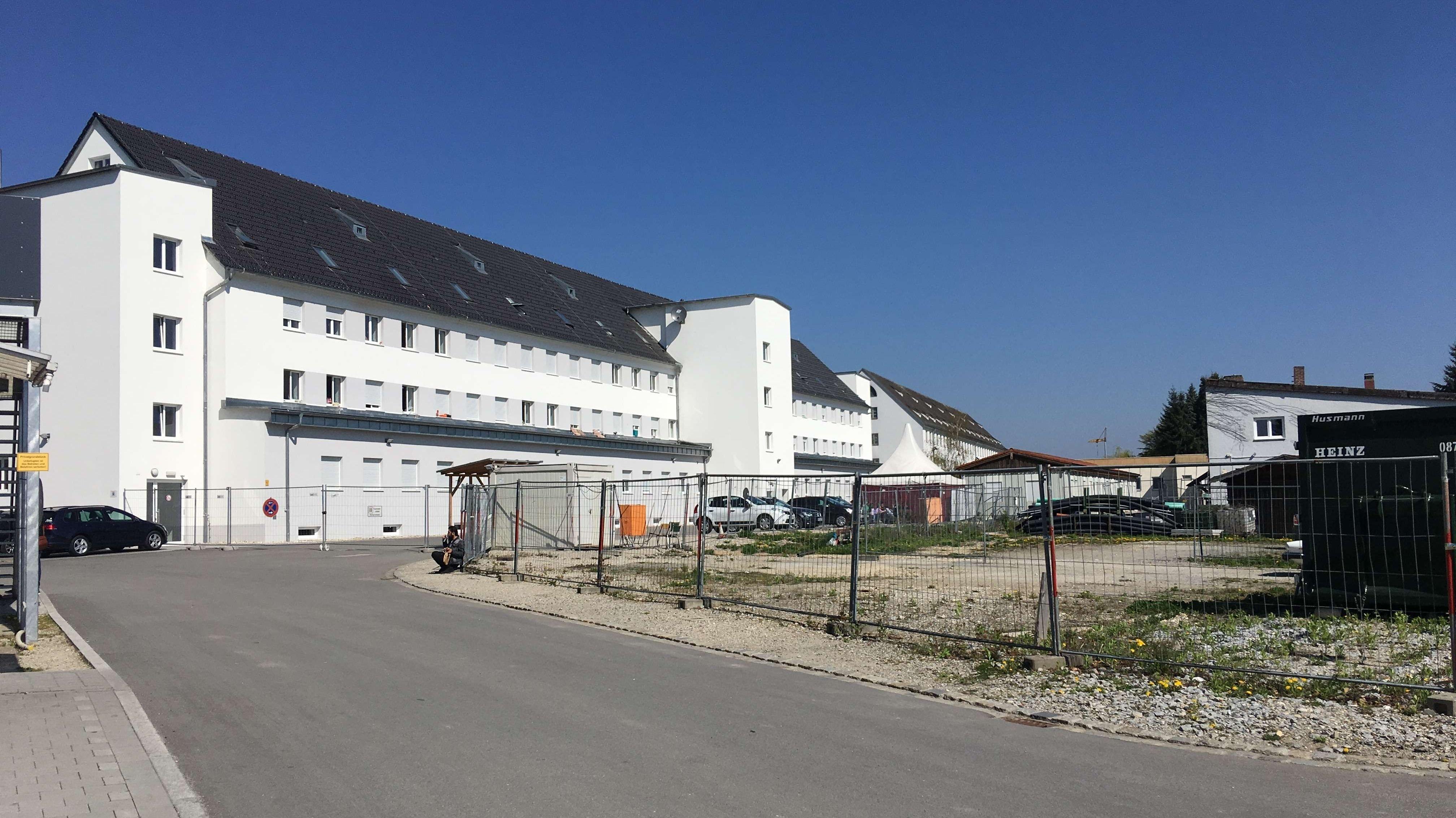 Ankerzentrum Deggendorf