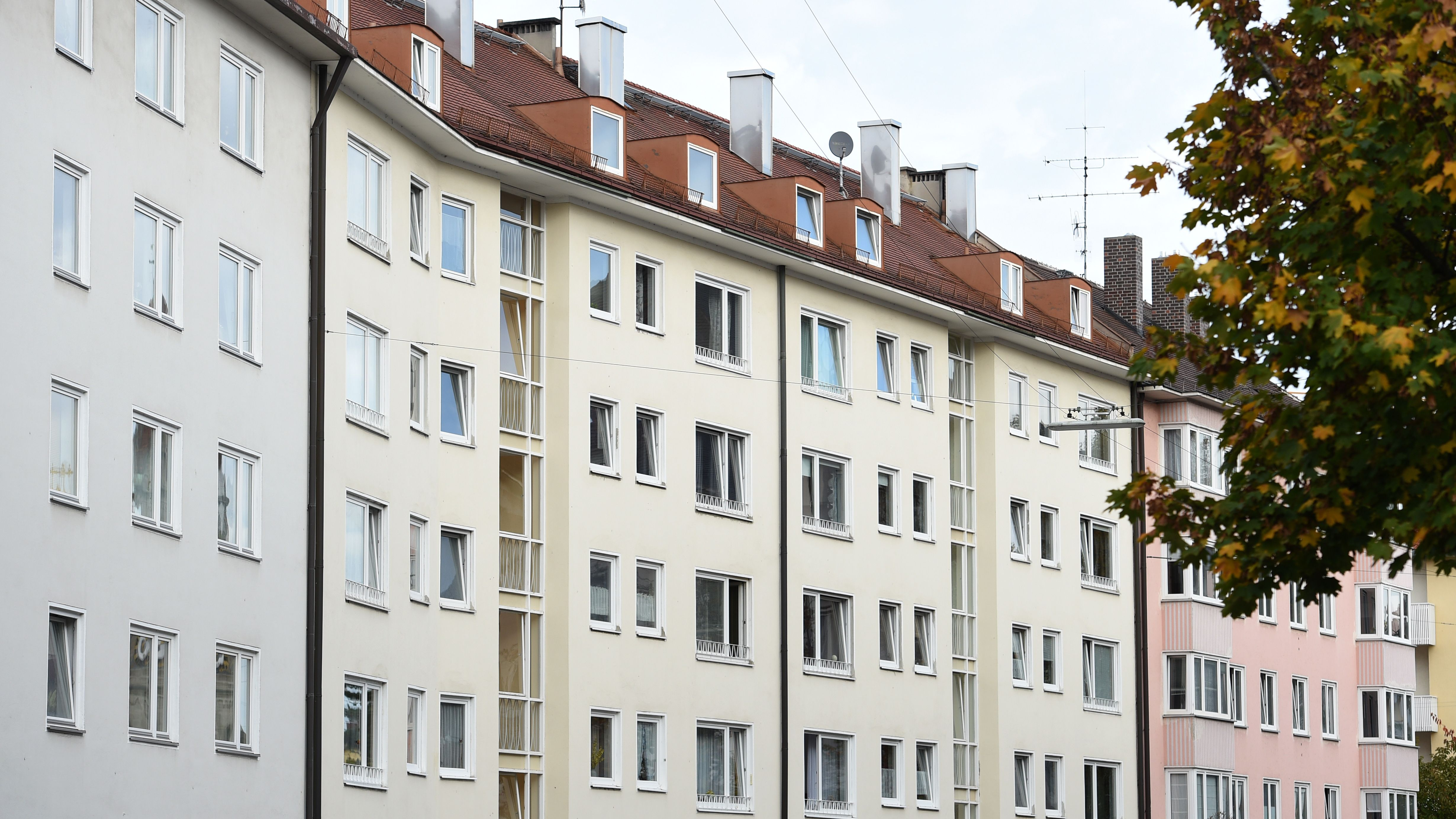 Mietwohnungen in München