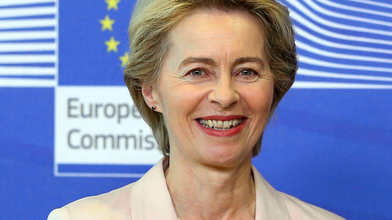 Ursula von der Leyen will am Dienstag zur EU-Kommissionspräsidentin gewählt werden