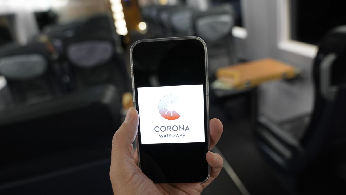 Corona-Warn-App (Symbolbild)