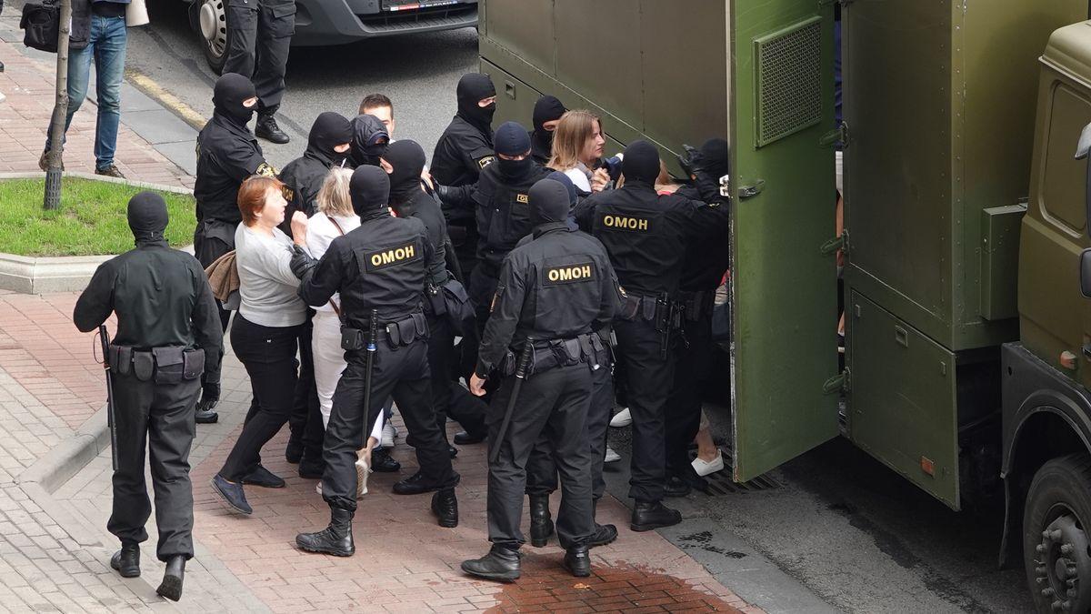 Proteste werden gewaltsam unterdrückt