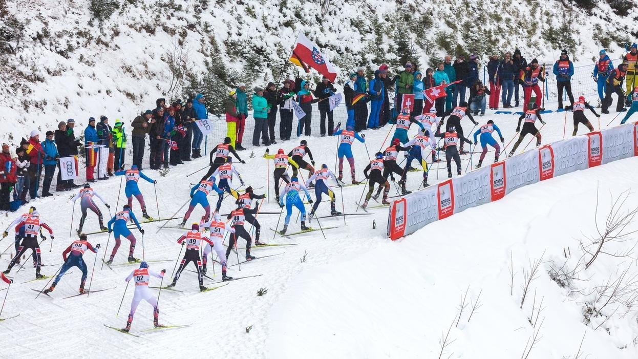Tour de Ski in Oberstdorf