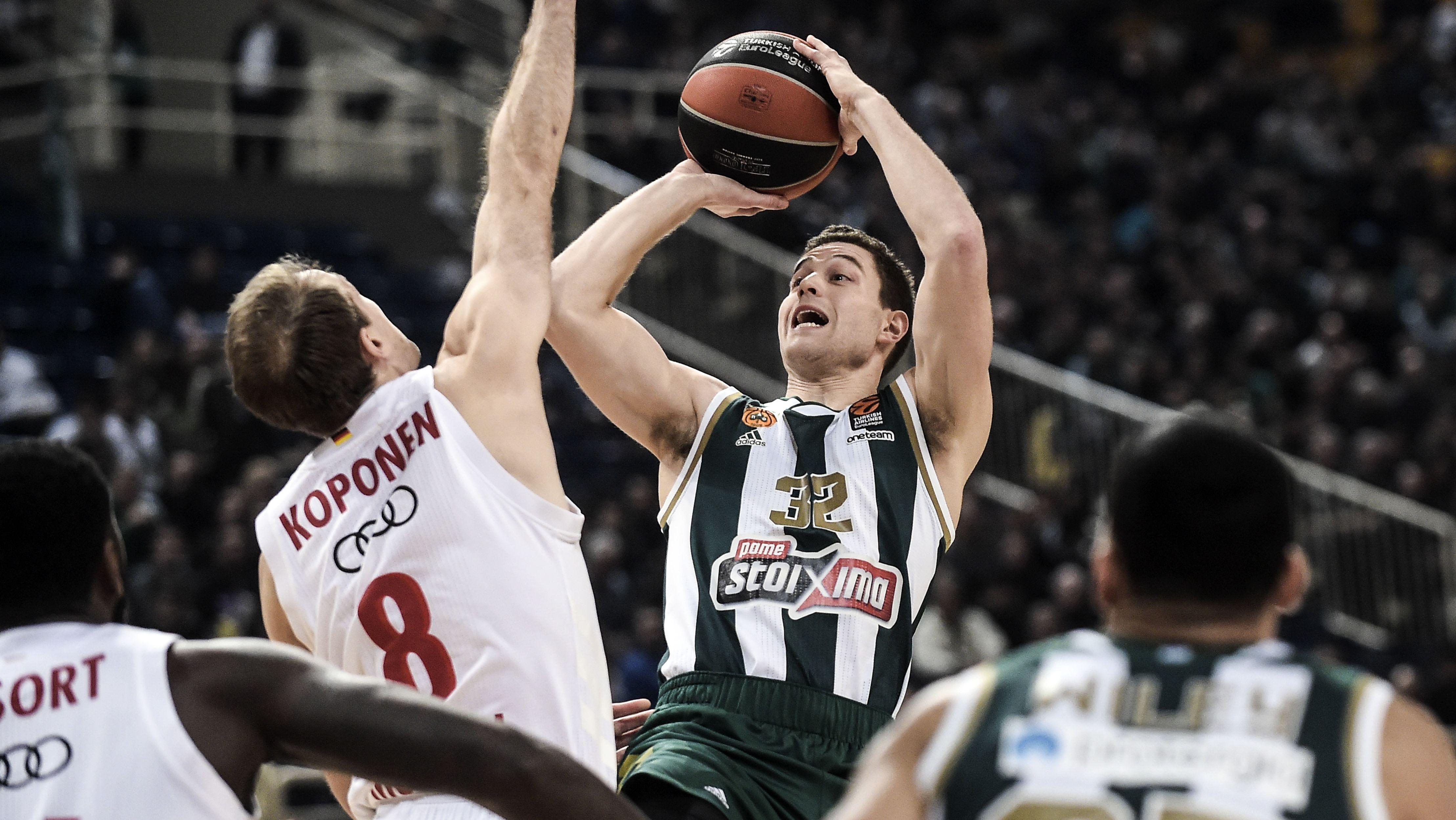 Panathinaikos Athen - FC Bayern Basketball