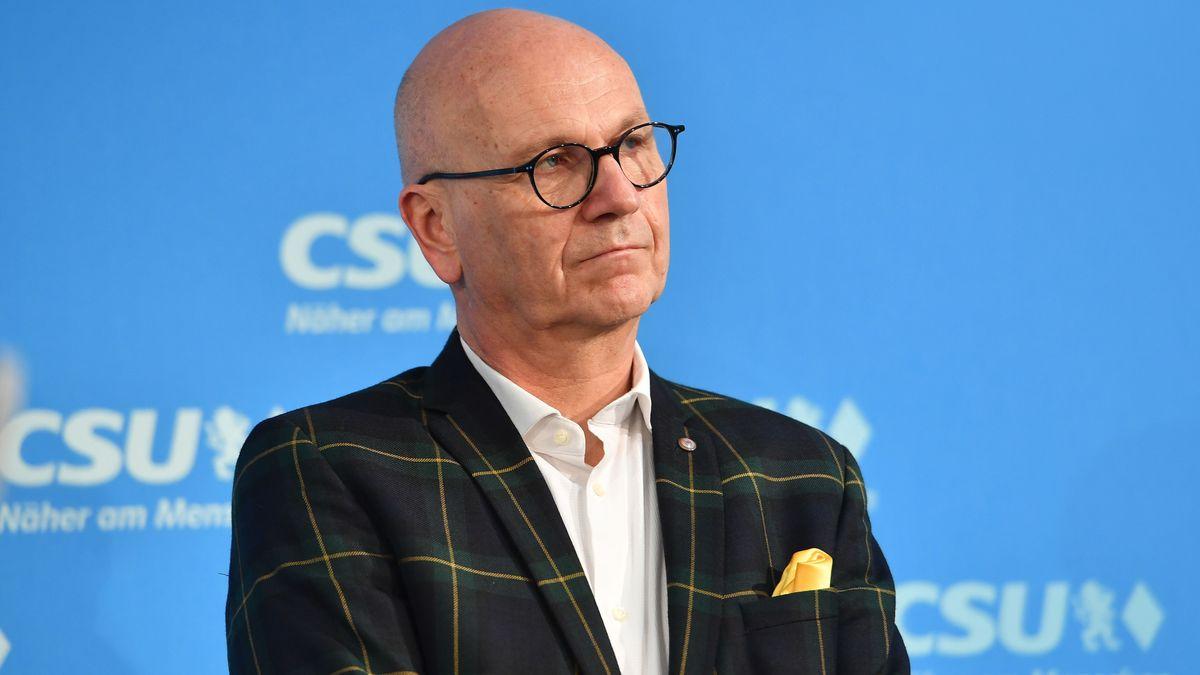 Uwe Brandl, bis Juli Präsident des Deutschen Städte- und Gemeindebundes