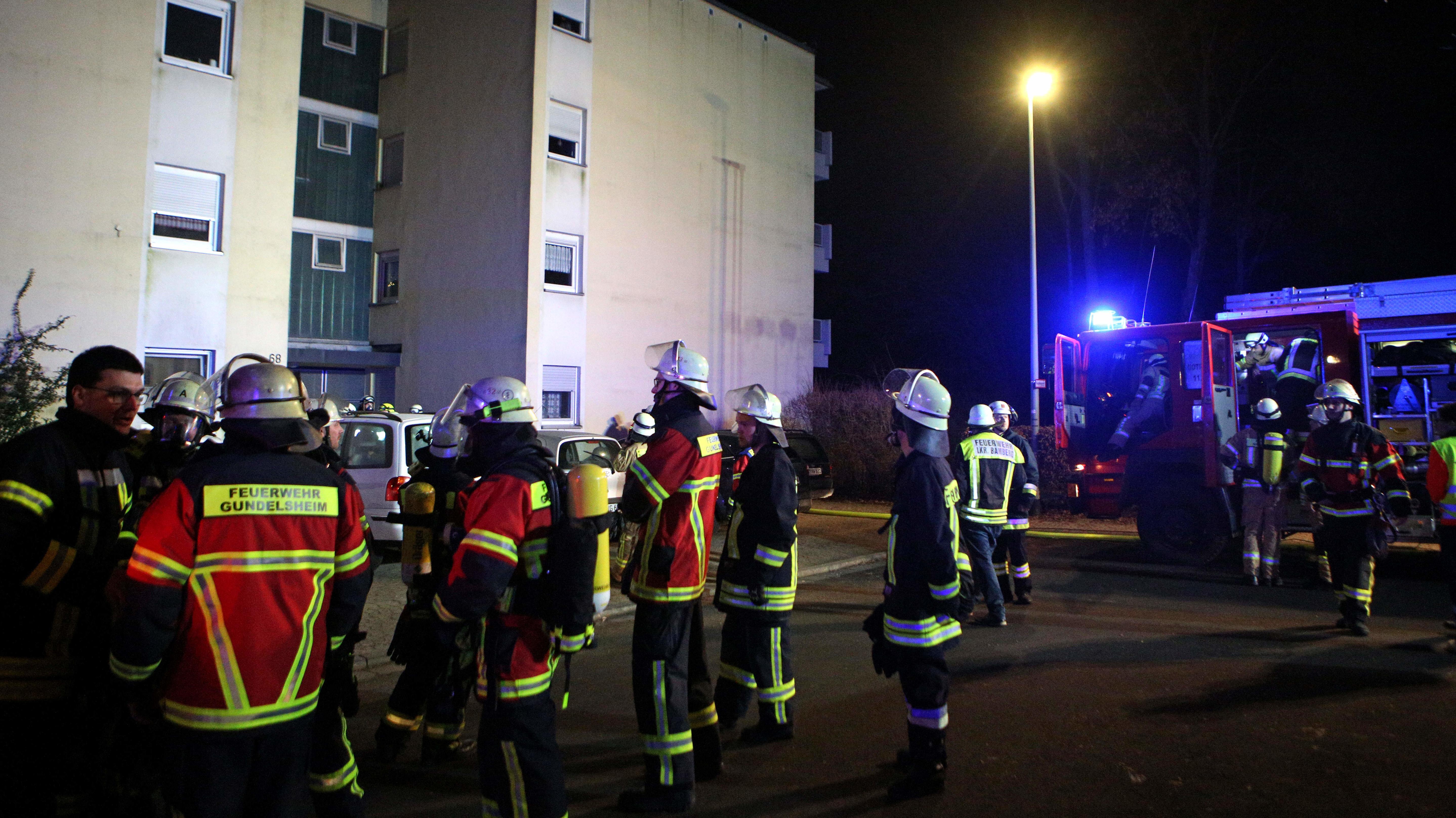 Erneuter Brand in Lichteneiche