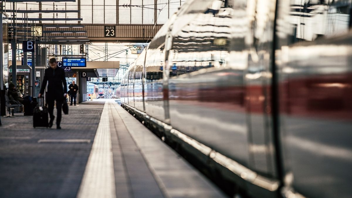 Deutsche Bahn Zugausfall