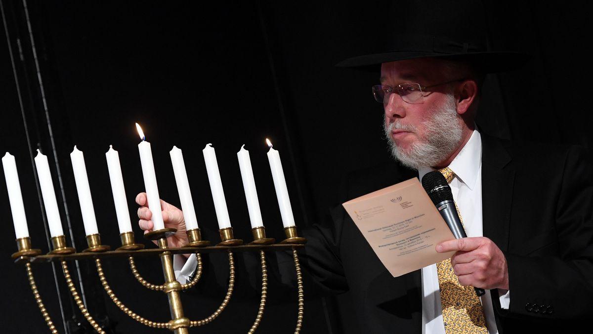 Rabbiner Shmuel Aharon Brodman
