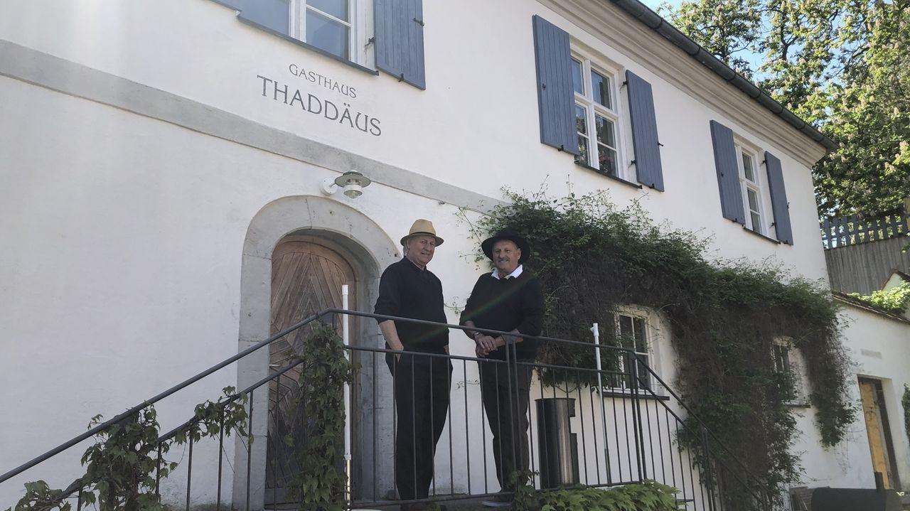 Spendenaktion für Kleinkunstbrauerei Thaddäus