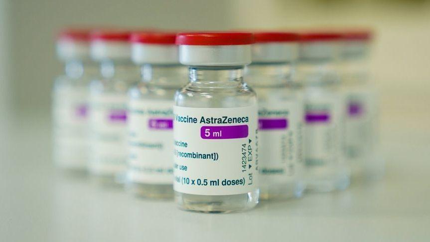 Astrazeneca-Impfstoff (Symbolbild)