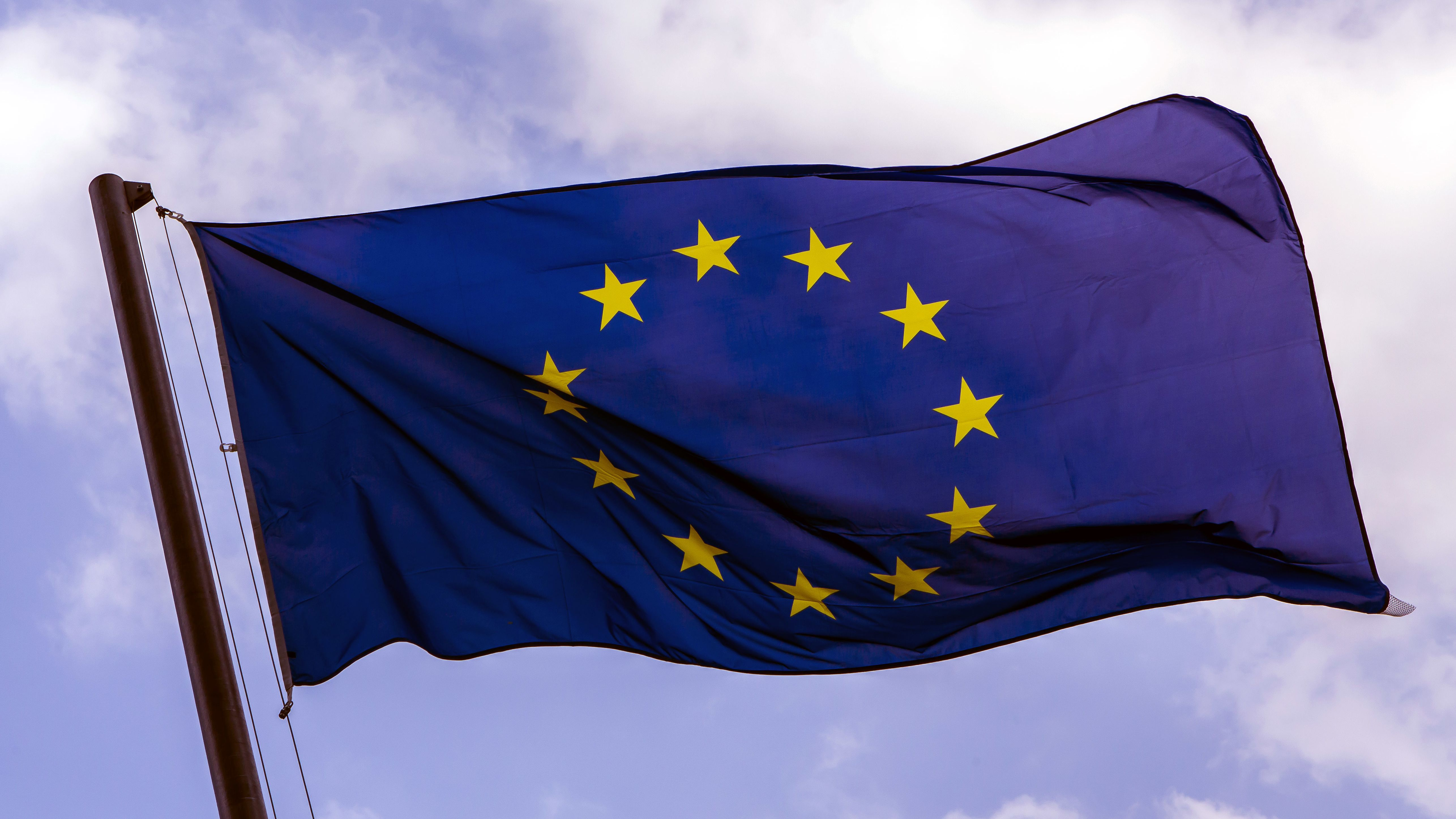 Symbilbild: Europaflagge