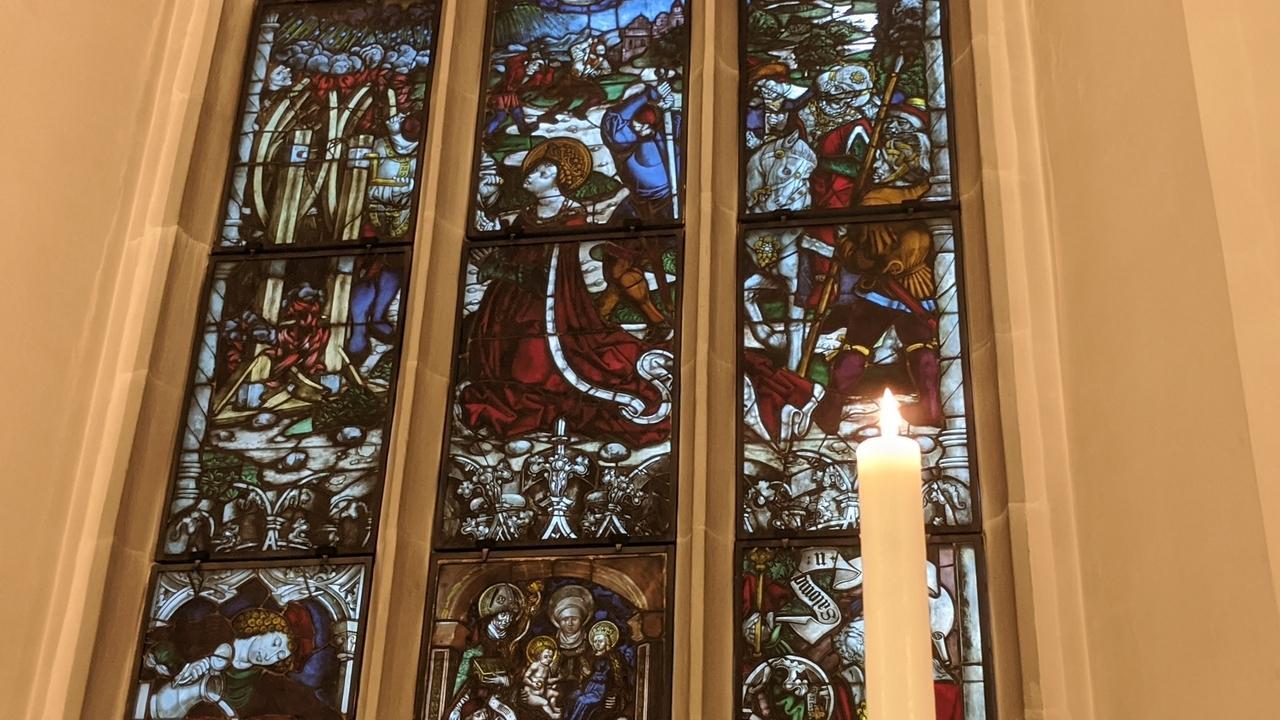Katholischer Gottesdienst : Aus der Sakramentskapelle des Liebfrauendoms in München