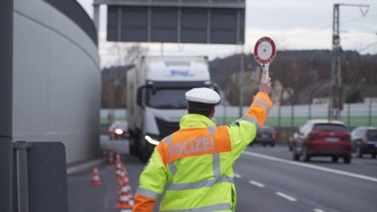 Durchfahrverbot LKW in Würzburg
