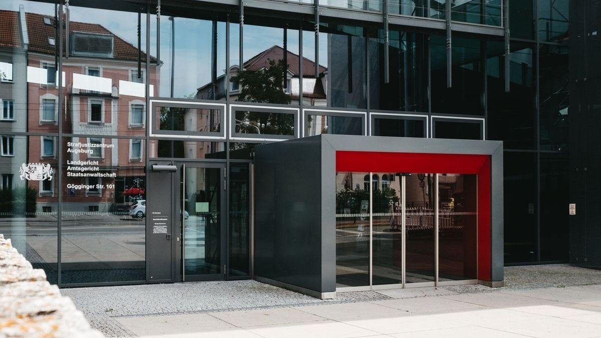 Justizgebäude in Augsburg