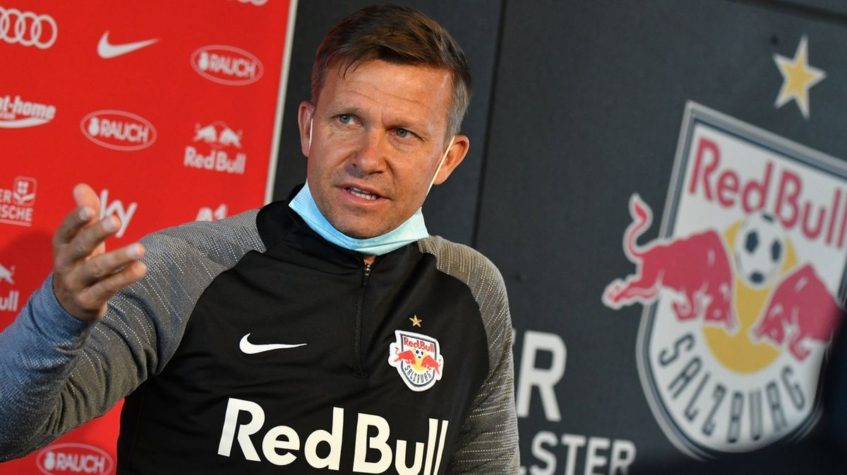 FC Red Bull Salzburg -  Jesse Marsch
