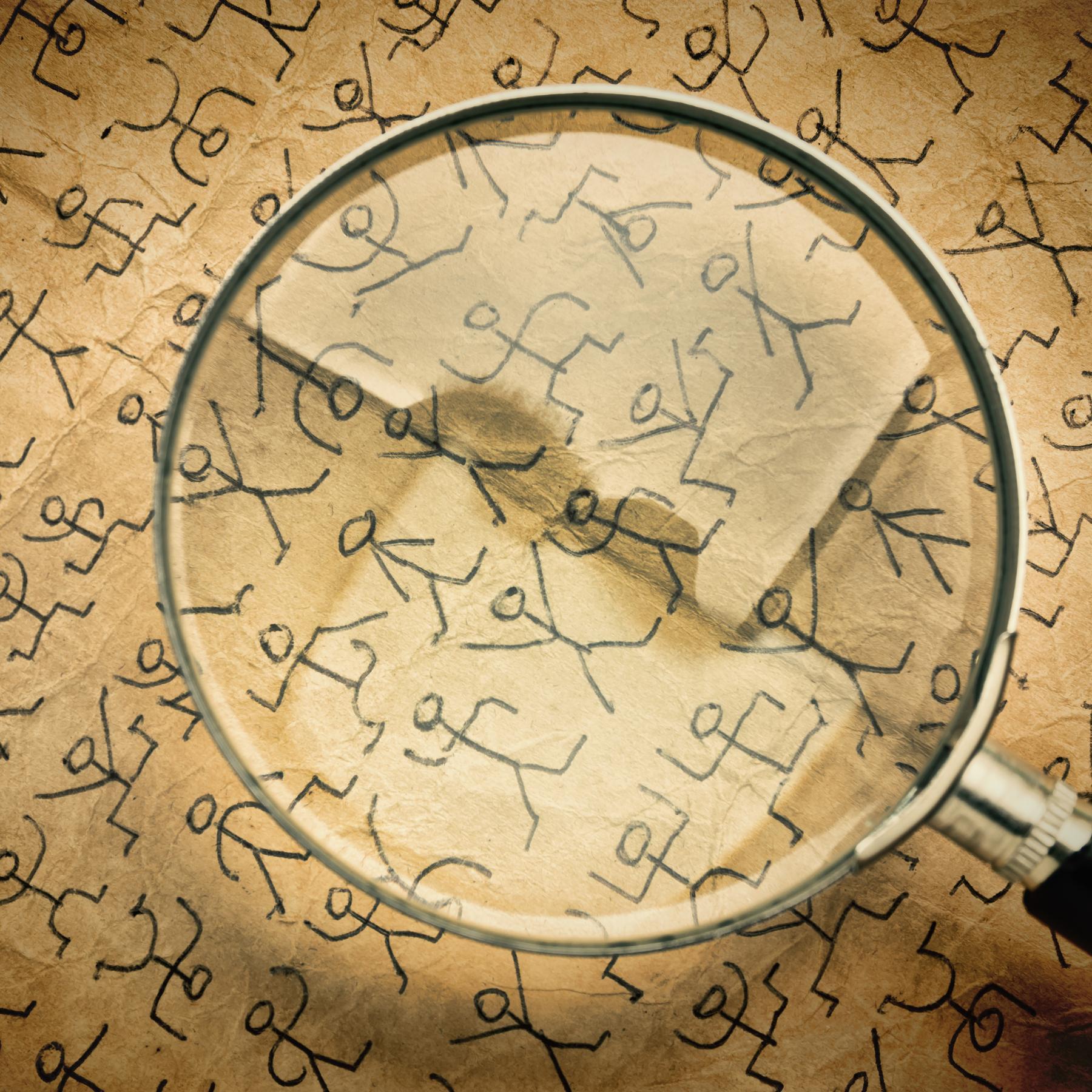 Kryptographie - Die Geschichte der Verschlüsselung
