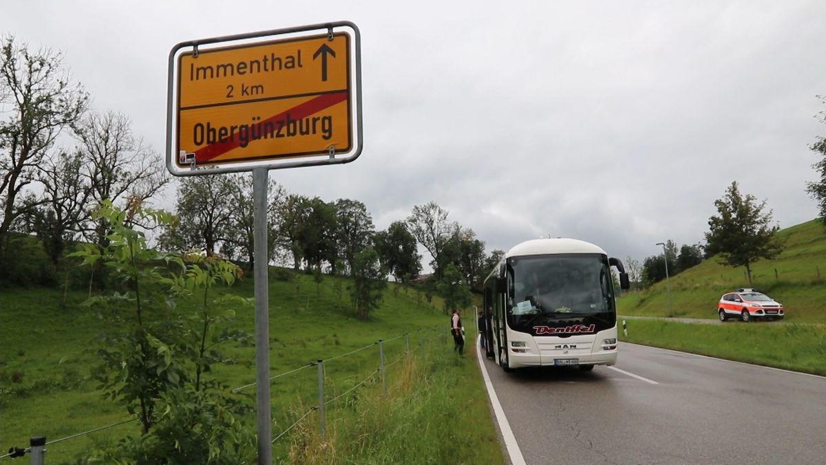 Der Tatort bei Obergünzburg im Sommer 2020.