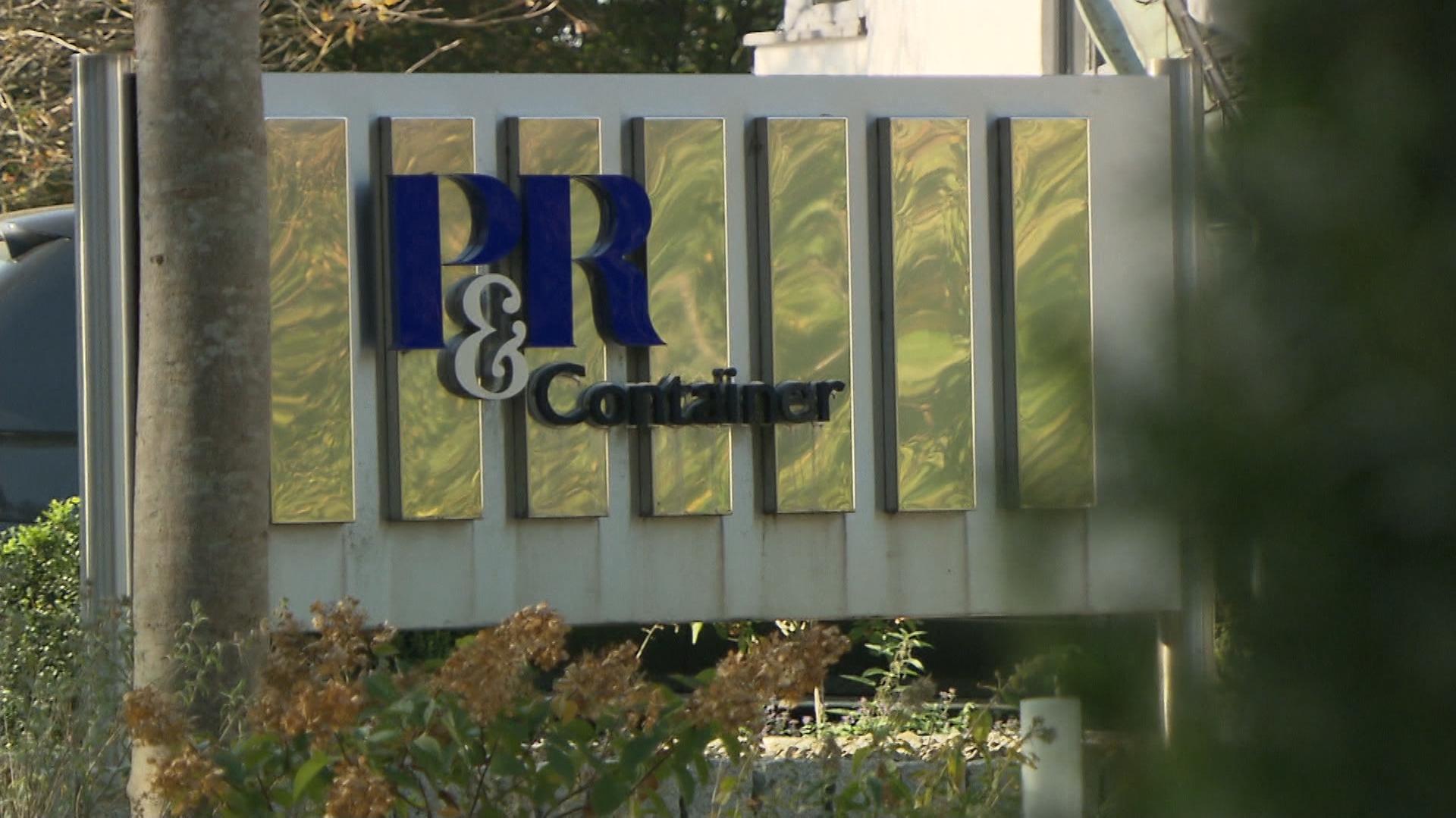 P&R-Container