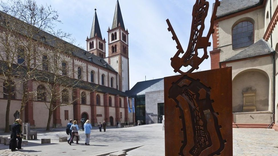 Würzburger Kiliansdom (Symbolbild)
