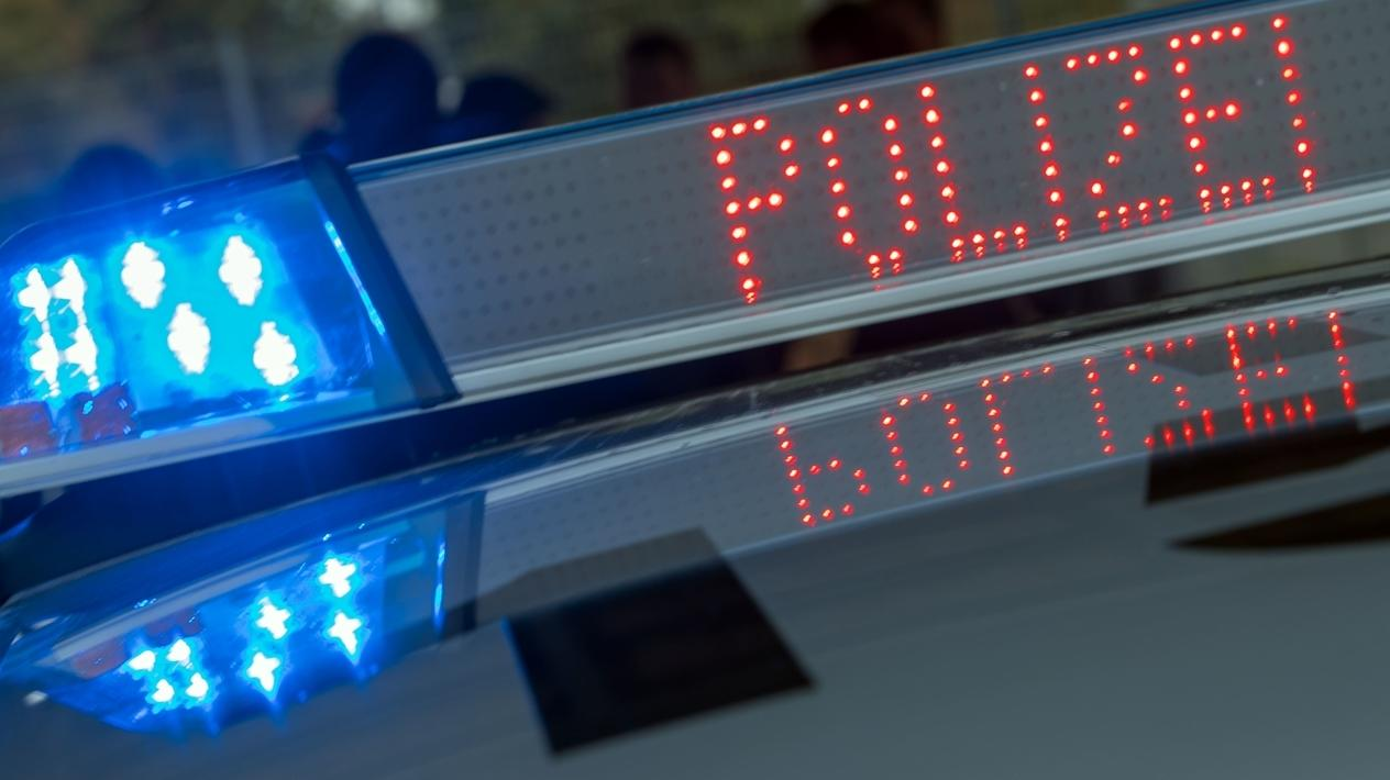 Polizeisirene Symbolbild