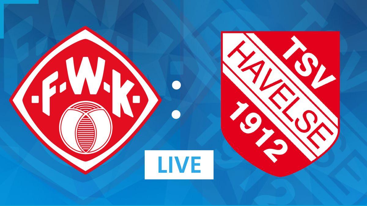Würzburger Kickers - TSV Havelse
