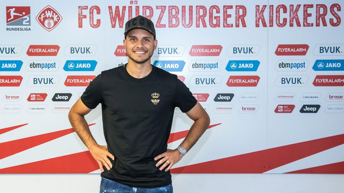 Hamburger Abwehrspieler Ewerton wechselt zu den Würzburger Kickers
