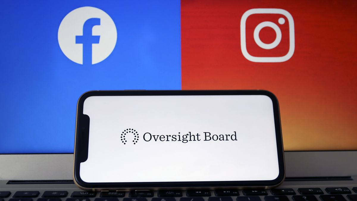 Facebooks neues Oversight Board steht