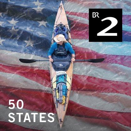 Podcast Cover 50 States – Durch die USA mit Dirk Rohrbach | © 2017 Bayerischer Rundfunk