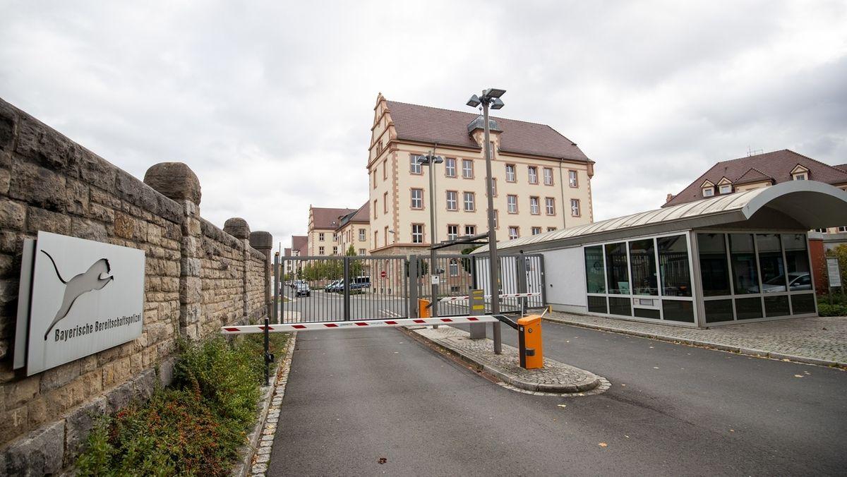 Bereitschaftspolizei Würzburg