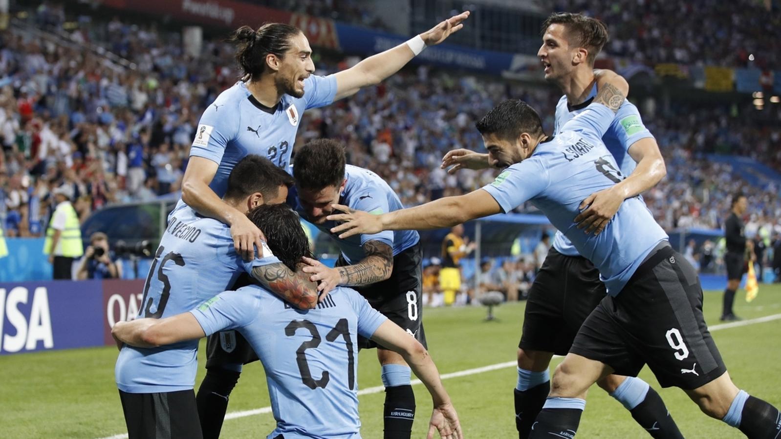 Uruguay Gegen Portugal