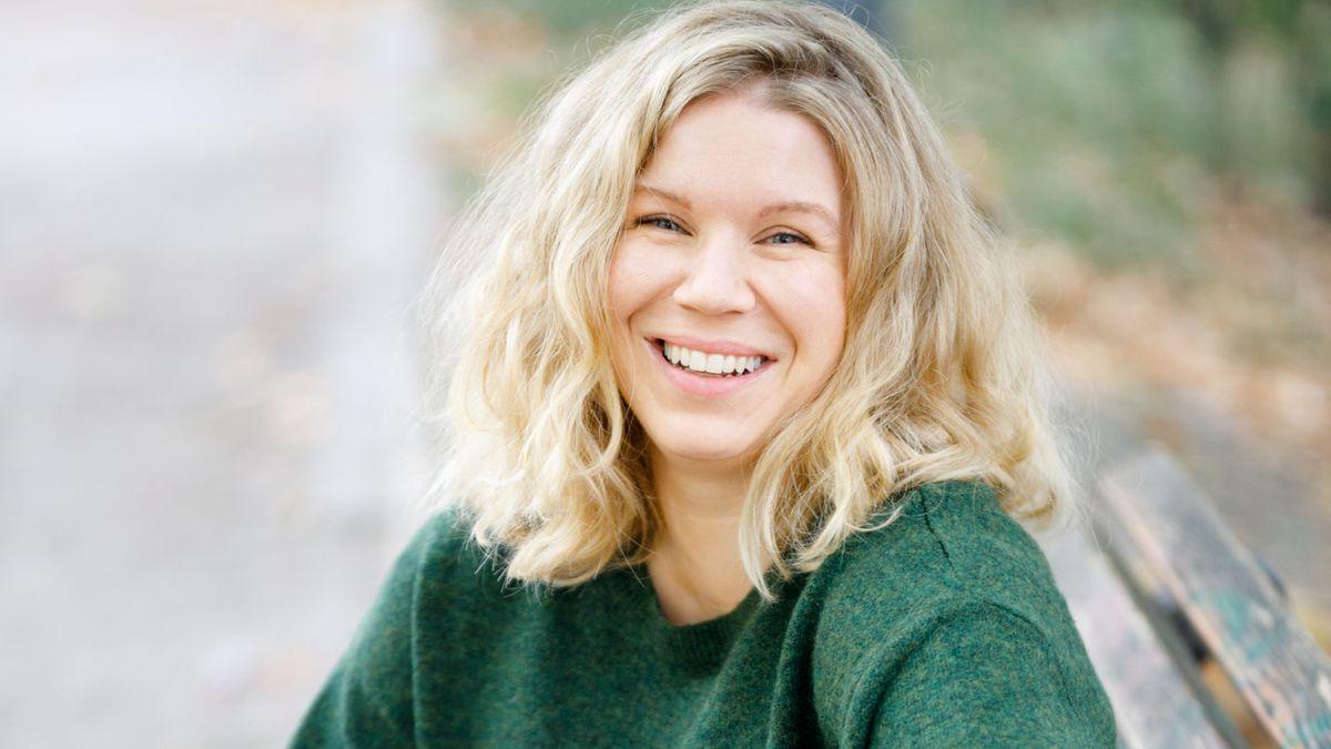 Die Schauspielerin und Intimitätskoordinatorin Julia Effertz