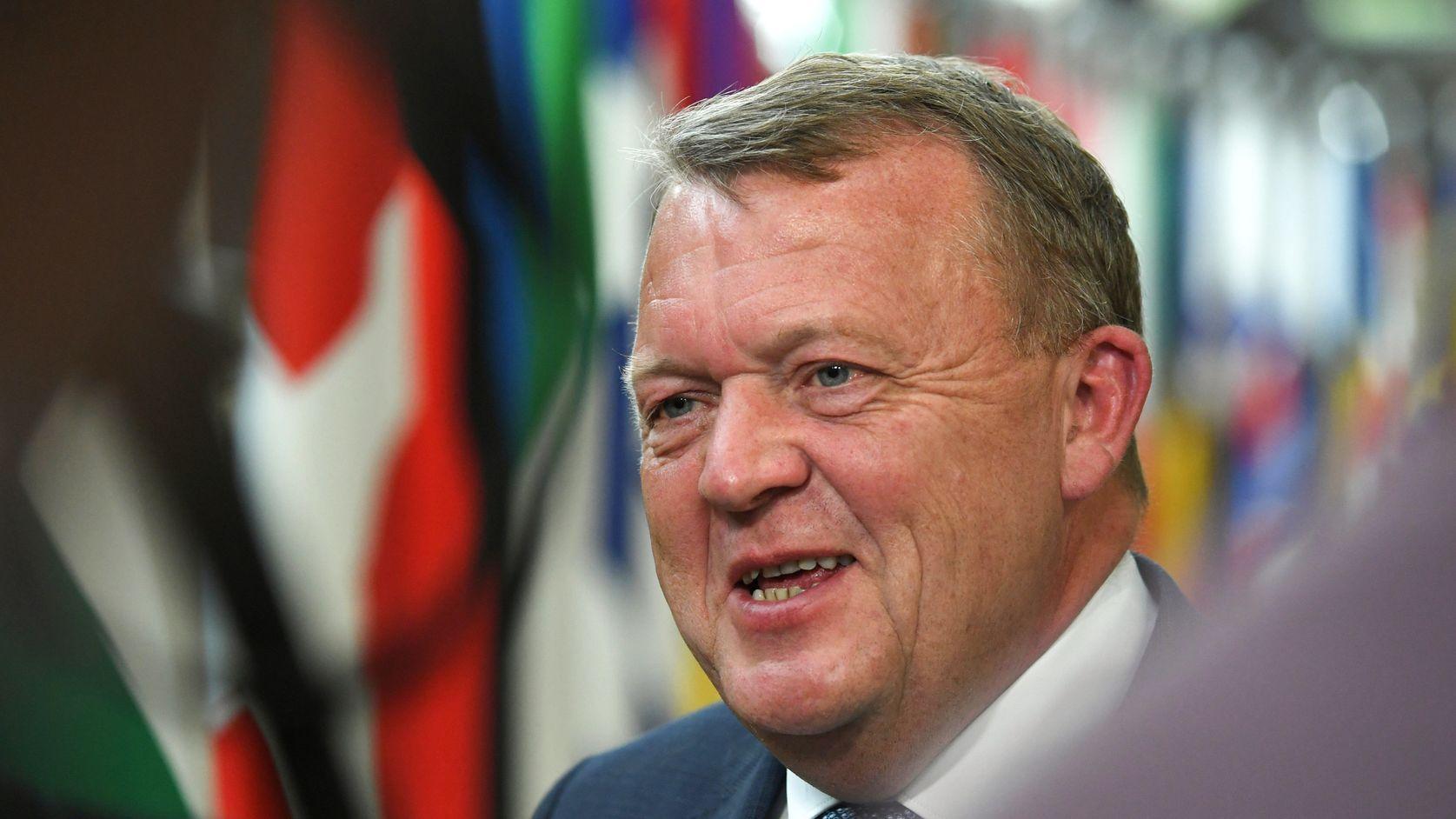 Dänemarks Regierungschef Lars Løkke Rasmussen