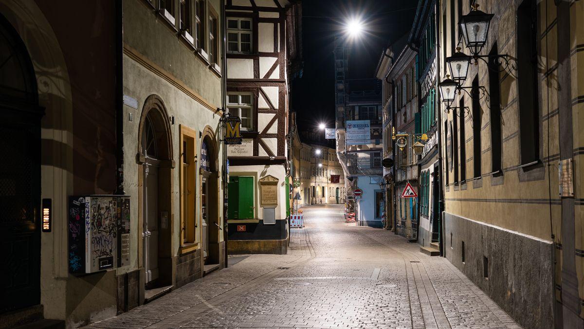 Bamberg im Lockdown