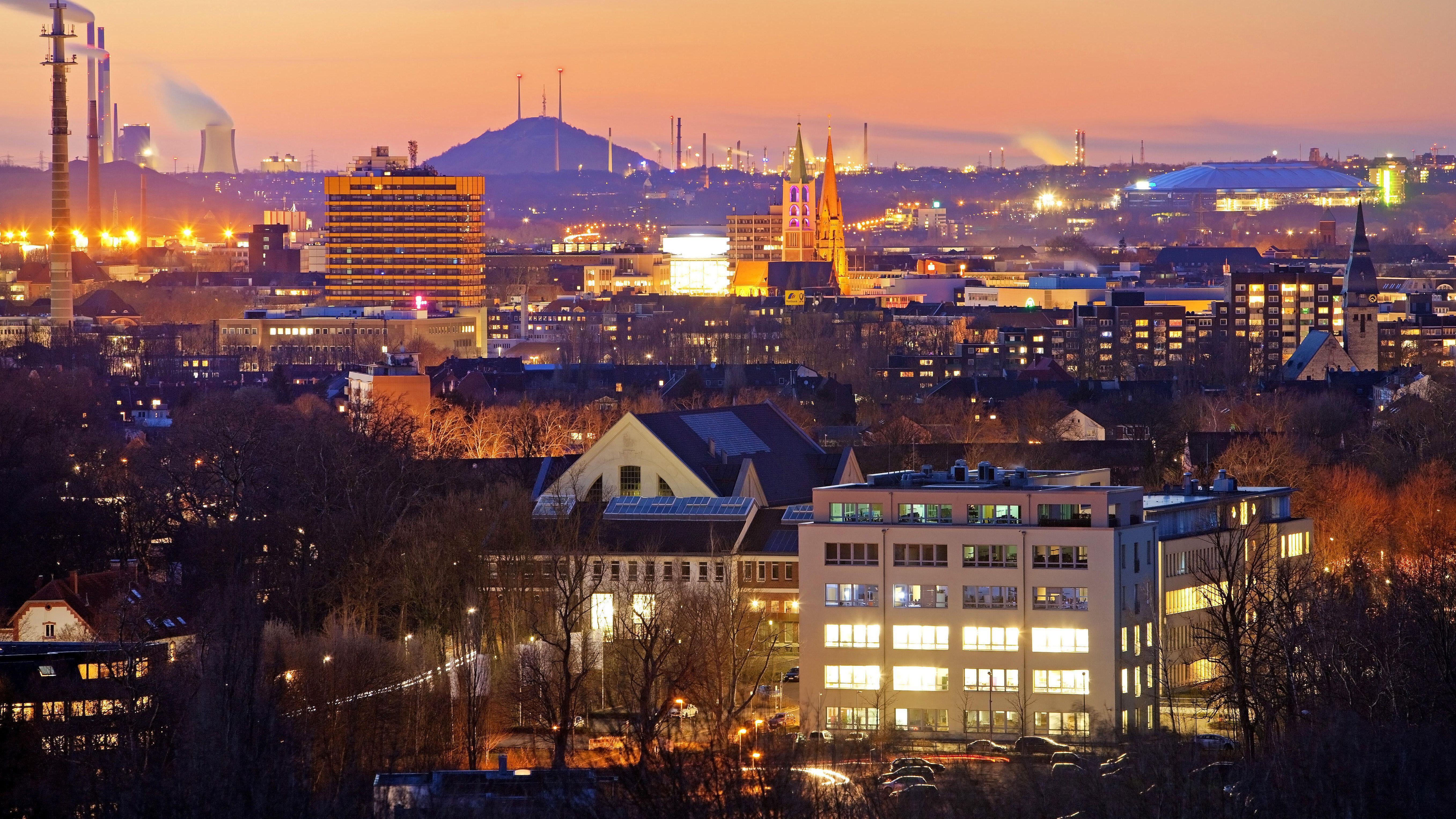 Gelsenkirchen gehört zu den ärmsten Kommunen in Deutschland