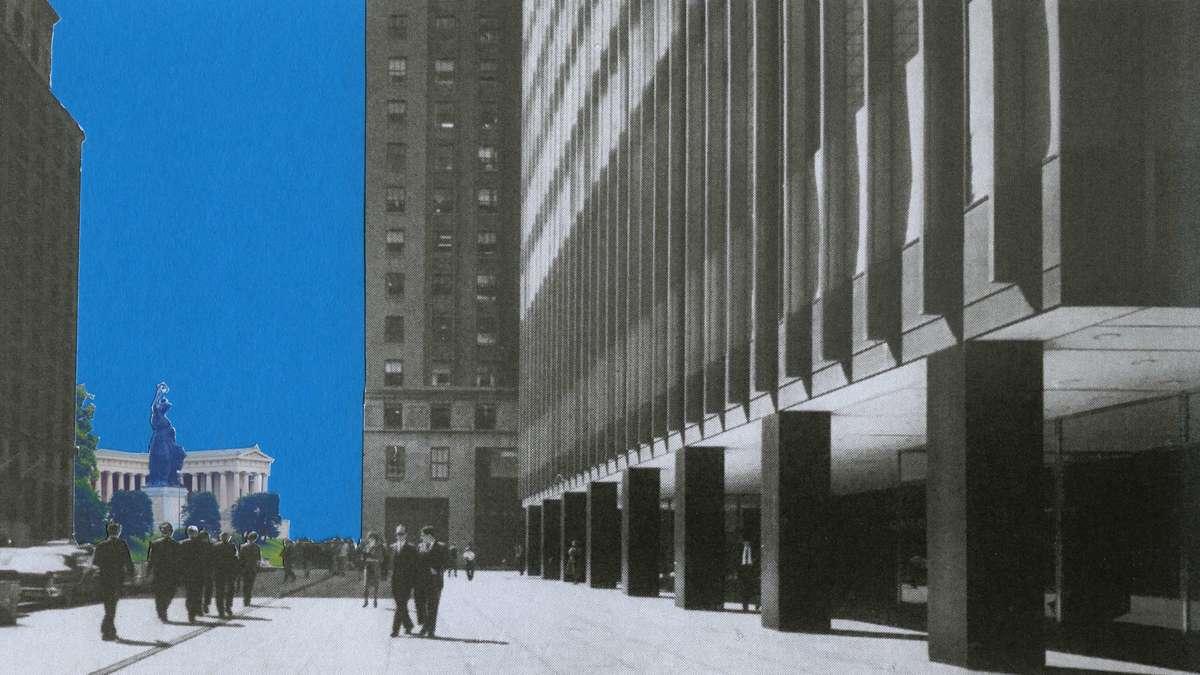Manhattan auf der Theresienwiese.