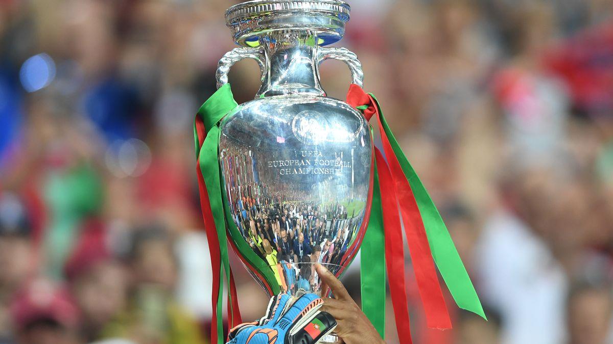 UEFA Trophy Tour in München vorerst abgesagt