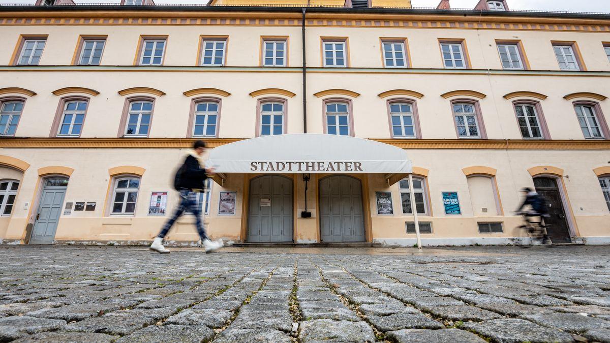 Das Stadttheater Landshut soll saniert werden.