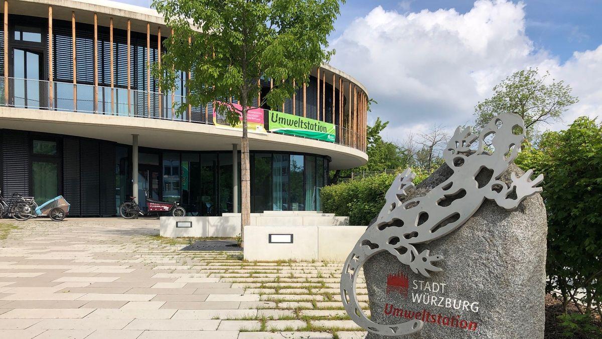 Die Umweltstation in Würzburg
