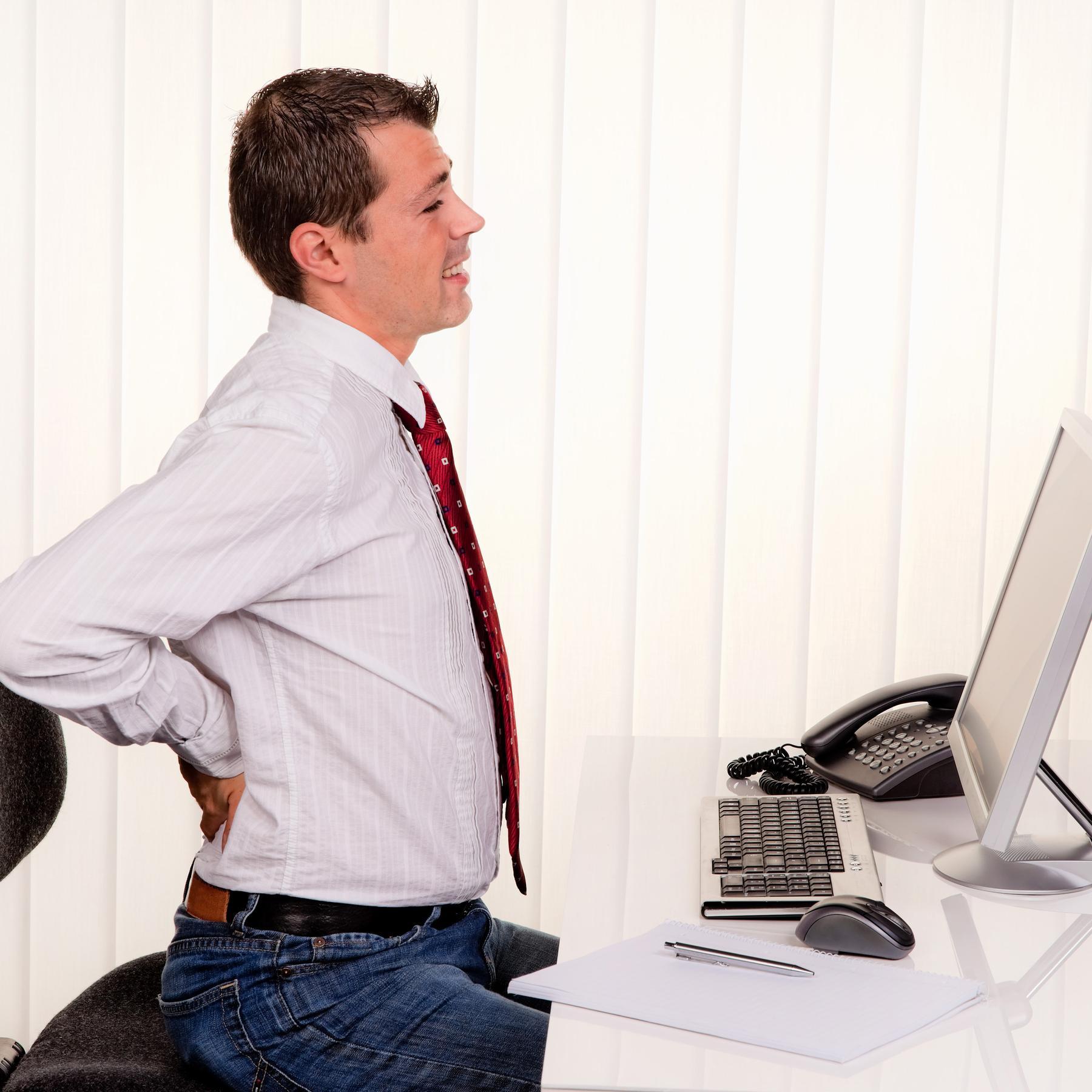 Diagnose Sitzen - Krank durch mangelnde Bewegung
