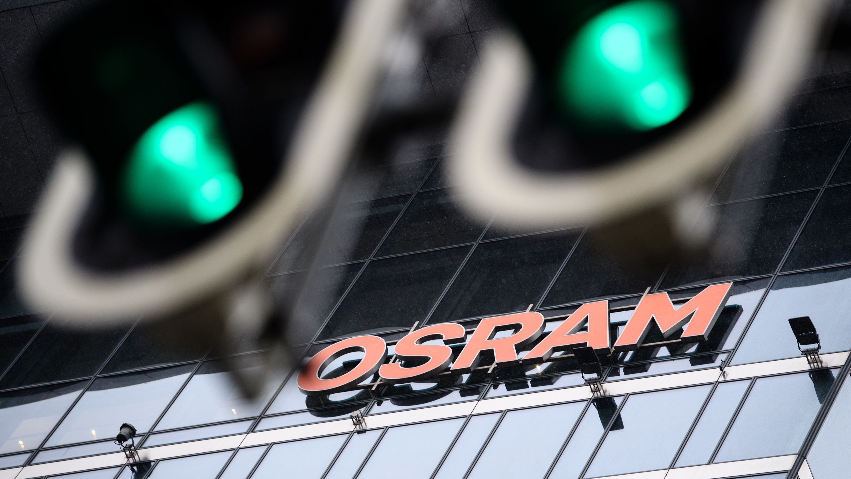 Zentrale der Firma Osram