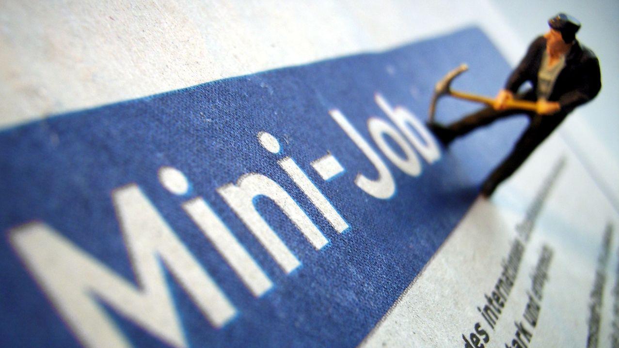 Symbolfoto Minijob
