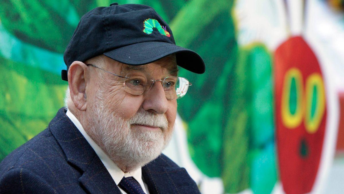 Autor Eric Carle ist mit 91 Jahren gestorben
