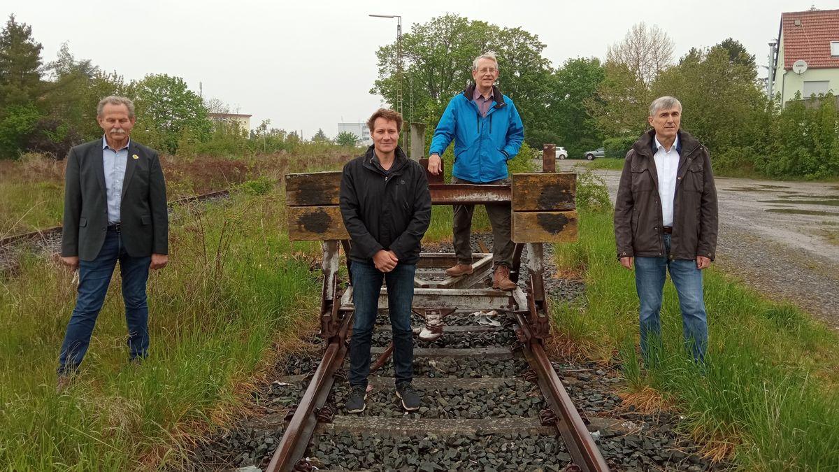 Grüne kämpfen weiter für Reaktivierung der Steigerwaldbahn