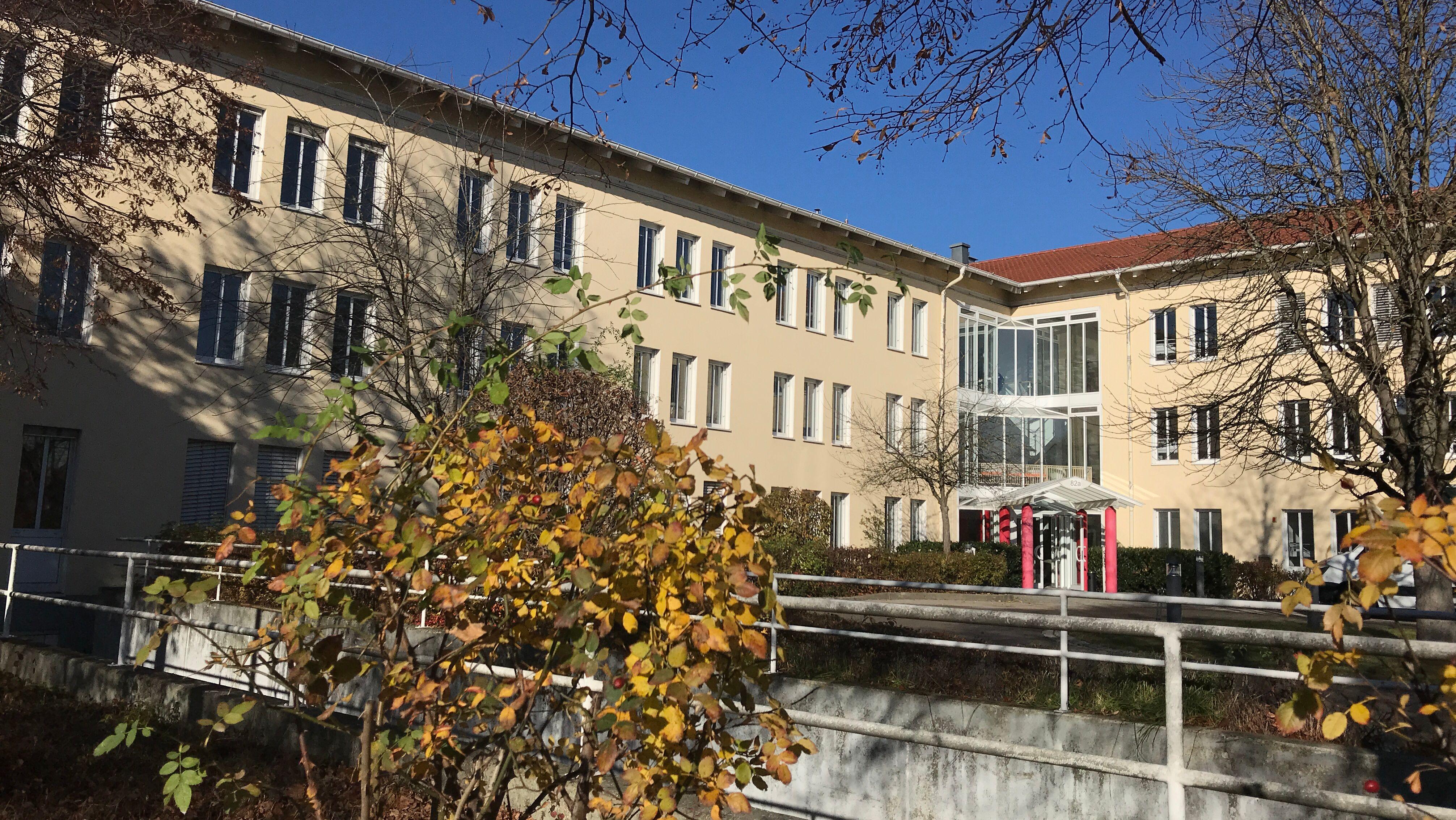 Ankerzentrum Außenstelle Augsburg