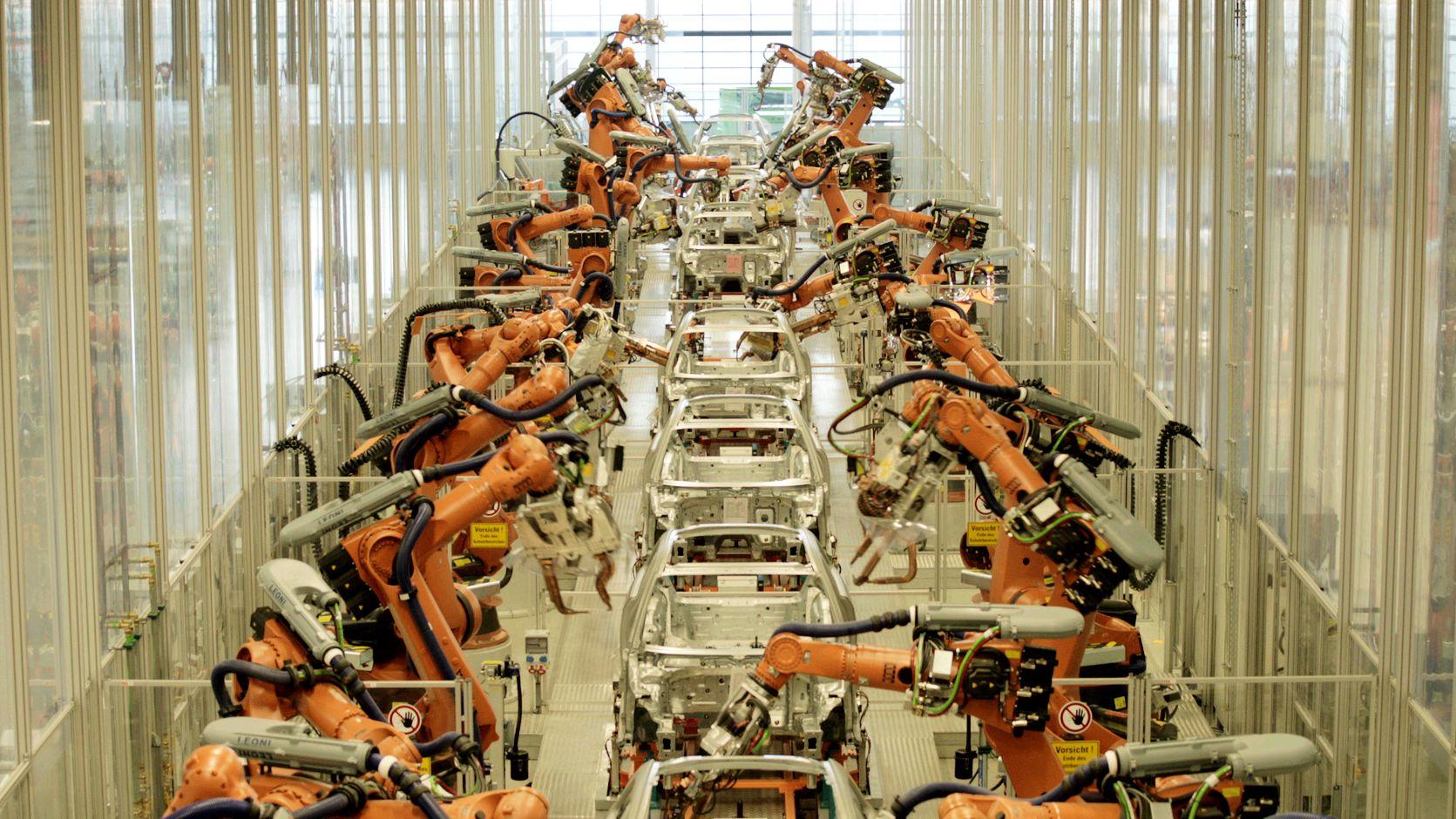 Automobilindustrie im Umbruch